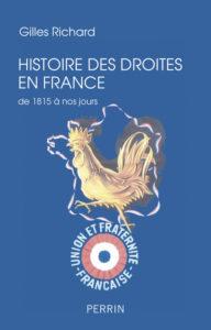 Histoire des droites en France (1815-2017)
