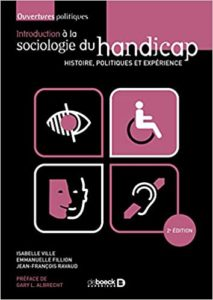 Introduction à la sociologie du handicap – 2e édition